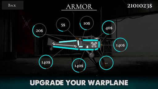 Warplane inc. War Simulator Warplanes WW2 Dogfight  screenshots 5