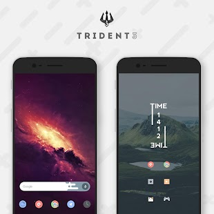 Trident 3 for Zooper Screenshot