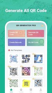 QR Generator Pro – QR Creator & Barcode Generator v1.01.27.0518 [Vip] 1