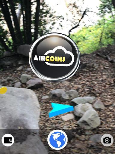 Aircoins Treasure Hunt screenshots 16