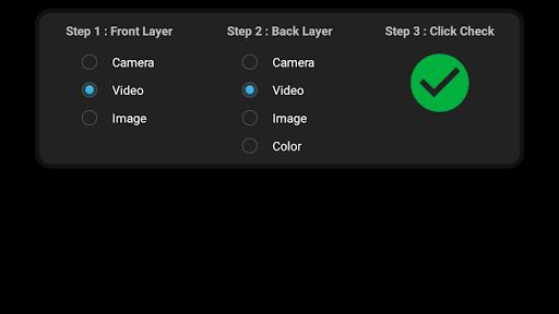 Magic Green Screen Effects Video Creator White Shadow 6 Screenshots 1