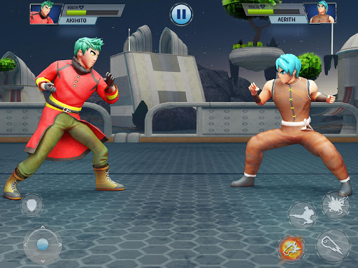 Anime Fighters Final X Battle: Epic Fighting Games 1.0.4 screenshots 11