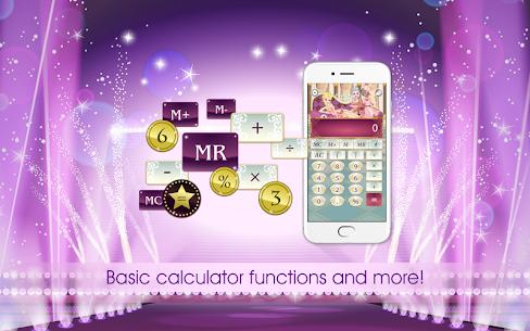 تطبيق Star Girl Calculator 3