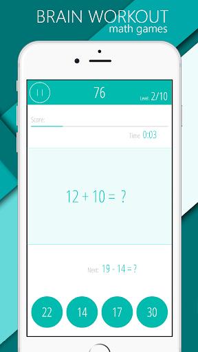 Math games, Mathematics 5.2.0 screenshots 7