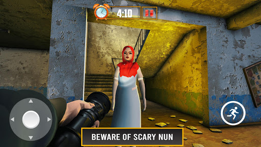 Scary Nun The Horror House Untold Escape Story 2.0 screenshots 2