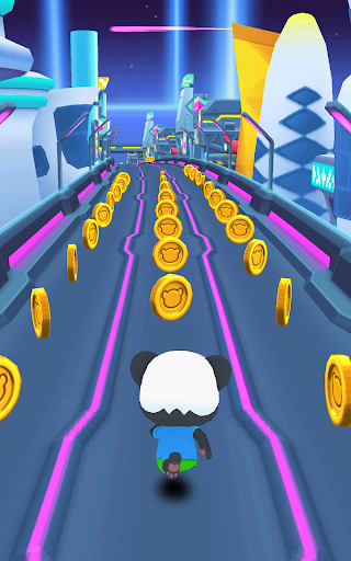 Panda Panda Run: Panda Runner Game  screenshots 9