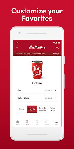 Tim Hortons 2.3.4 Screenshots 4