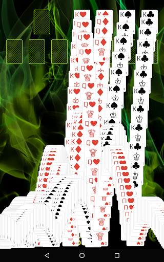 Spider Solitaire (Web rules)  screenshots 18