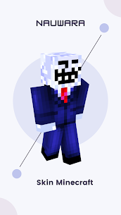 Skin Troll Face for Minecraft PE Apk Download NEW 2021 5