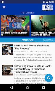 Kentucky Sports Radio (KSR)