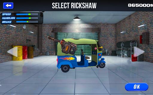 Tuk Tuk Rickshaw Road Race VR - auto rickshaw  screenshots 5