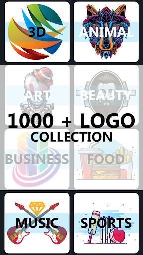 Logo Maker - Free Logo Maker, Generator & Designer 3.0.4 Screenshots 2