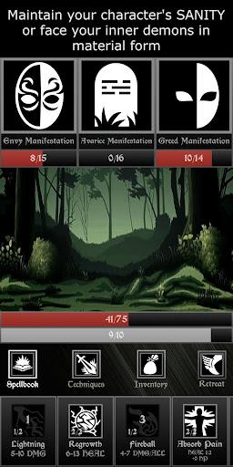 Grim Quest - Old School RPG filehippodl screenshot 3