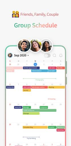 TimeBlocks -Calendar/Todo/Note