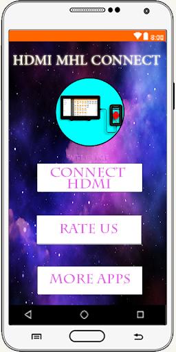 Usb Connector phone to tv (otg/hdmi/mhl/screen) 11.7 Screenshots 3