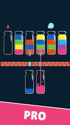 Cups - Water Sort Puzzle  screenshots 5