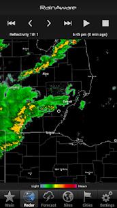 Free RainAware Weather Timer 2