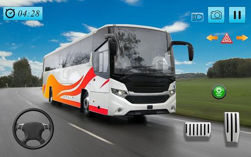 Public Coach Transport: Bus Driving Simulator android2mod screenshots 6
