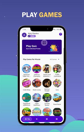 JoyWallet - Play Games Earn Rewards  screenshots 2