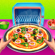 Sweet Pizza Maker Chef: Kids Cooking Kitchen
