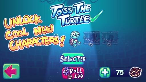 Suu0440er Toss The Turtle Apkfinish screenshots 6