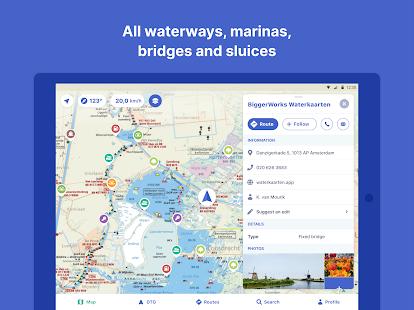 Biggerworks Nautical Maps
