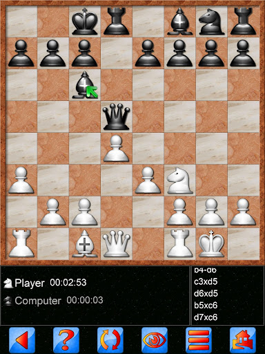 Chess V+, solo and multiplayer board game of kings screenshots 13