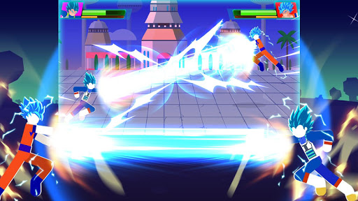 Stickman Attack - Dragon Warriors  screenshots 12