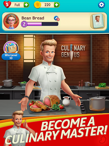 Gordon Ramsay: Chef Blast 1.8.0 screenshots 14