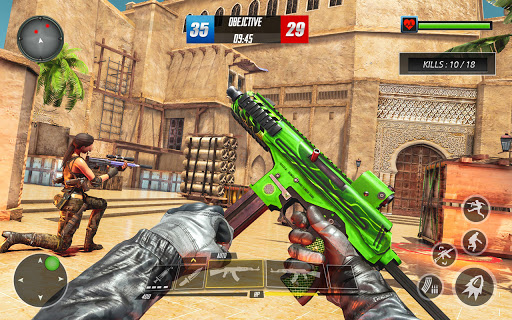 Counter Terrorist Strike Game u2013 Fps shooting games 1.8 screenshots 18