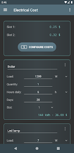 Electrical Cost 4.1.1 (Pro) (Mod Extra)