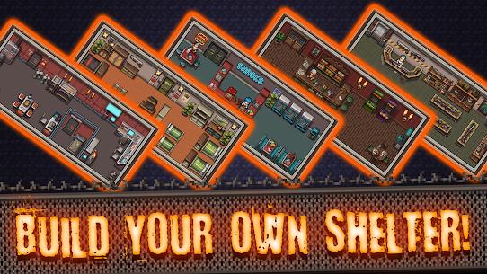 Idle Zombie Shelter MOD APK 1.2.2.5 (Unlimited Money) 8