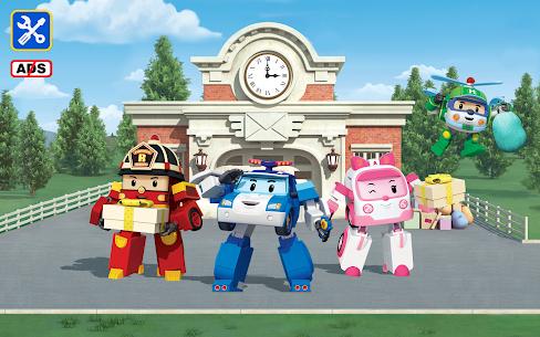 Robocar Poli Mailman: Cool Games for Boys & Girls Apk Mod + OBB/Data for Android. 1