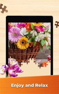 Jigsaw Puzzles - HD Puzzle Games 4.6.1-21072352 Screenshots 16