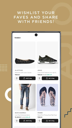 AJIO Online Shopping - Handpicked Curated Fashion 6.10.1 screenshots 6