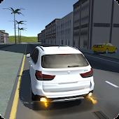 icono X5 M40 and A5 Simulator