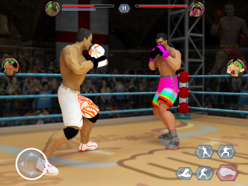 Tag Team Boxing Game: Kickboxing Fighting Games 2.9 Pc-softi 9