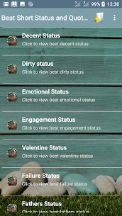 Best Short Status and For Pc (Windows 7/8/10 And Mac) 1
