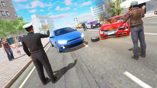 Patrol Police Job Simulator - Cop Games 1.2 screenshots 11