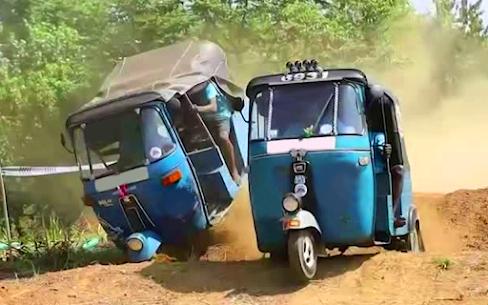 Auto Rickshaw Driving Simulator: Tuk Tuk Rickshaw 3