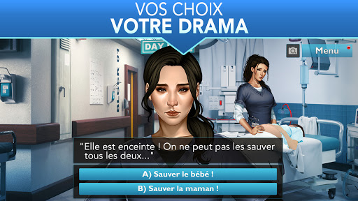 Code Triche Is It Love? Blue Swan Hospital - Choose your story (Astuce) APK MOD screenshots 2