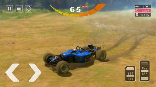 Formula Car Simulator 2020 - Offroad Racing Car  Screenshots 9