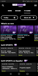 beIN SPORTS CONNECT 0.47.1-rc.1 Screenshots 5