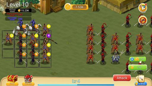 Clash of Legions: Total War  apktcs 1