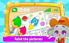 タブレットの学習:着色写真とベビーゲームのおすすめ画像2