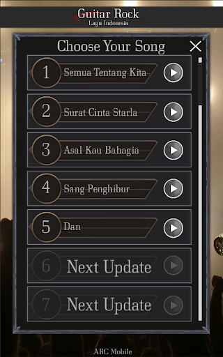 Guitar Rock Indonesia  screenshots 4