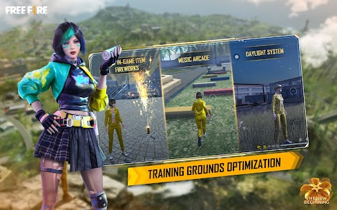 Garena Free Fire-New Beginning 5