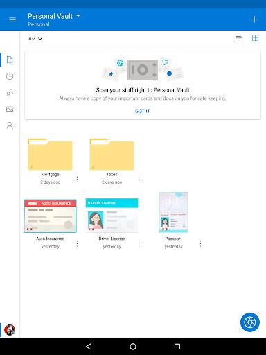 Microsoft OneDrive screenshots 7
