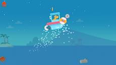 恐竜パトロールボート - 子供のための沿岸警備隊ゲームのおすすめ画像3