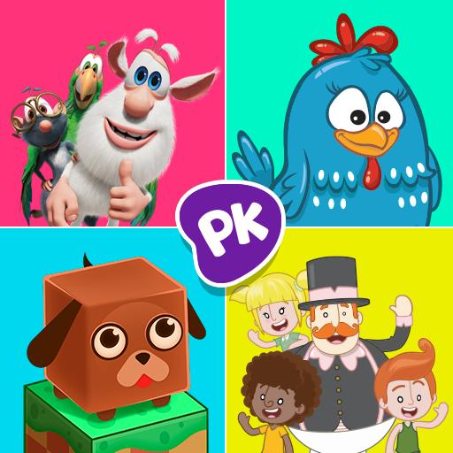 PlayKids - Series, Libros y Juegos Educativos